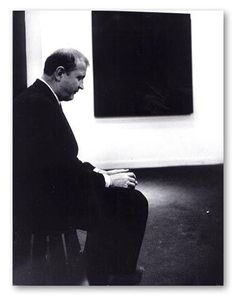 No, no, no – ( Voir, See, no Ad Reinhardt Art as Art. The Selected Writings of Ad Reinhardt' no antiques or angels . Willem De Kooning, Jackson Pollock, Ad Reinhardt, Monochrome Painting, Abstract Painters, Expositions, Portraits, Abstract Sculpture, Conceptual Art