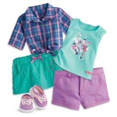 Mix & Match Collection 1 for 18-inch Dolls   sale   American Girl
