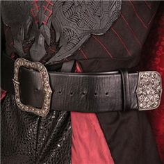 Hessian Horseman Belt