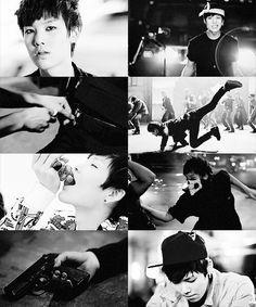 Jun Hong in One Shot  Zelo ♥