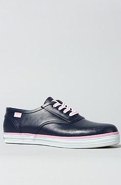 Keds The Champion Puddle Jumper Sneaker in Peacoat Navy : MissKL.com - Cutting Edge Women's Fashion, Accessories and Shoes.