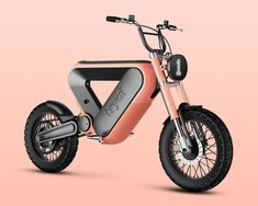 The Tryal triangular electric motorcycle wins Rizoma design challenge. The Tryal electric motorcycle inspired by a mini-bike, was created by Erik Askin. Microcar, Concept Motorcycles, Custom Motorcycles, Triumph Motorcycles, Velo Design, E Motor, E Mobility, E Scooter, Motorcycle Design