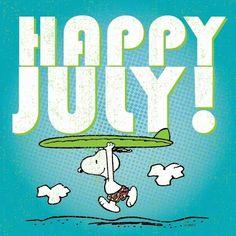Feliz mes de Julio!