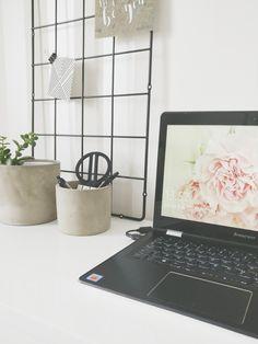 Home office // Kotitoimisto