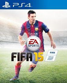 FIFA 15, EA SPORTS, PS4