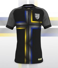 6390cccde49bf 2018-19 Cheap Jersey Parma Calcio 1913 Third Replica Black Shirt 2018-19  Cheap Jersey Parma Calcio 1913 Third Replica Black Shirt
