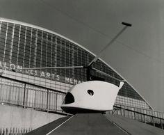 Guy Rottier, Maison de vacances volante, 1963-1964