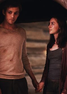 """Why are you holding my hand?"" Ian asked, looking down at Melanie's hand in his. Melanie gave him a sad smile, ""Because Wanda would have wanted me to."""
