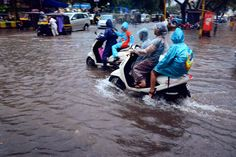 Mumbai Rains LIVE: 56 Flights Diverted, Train Services Affected. Stop all that rain mumbai, its way 2 much.