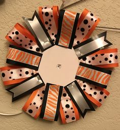 Love the backing/ribbon for this but with Blue and Orange.
