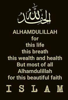 Alhamdulillah ♡