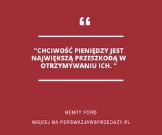 Cytaty motywacyjne Henry Ford