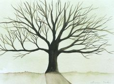 Hey, I found this really awesome Etsy listing at http://www.etsy.com/listing/116804663/original-watercolor-painting-tree-of