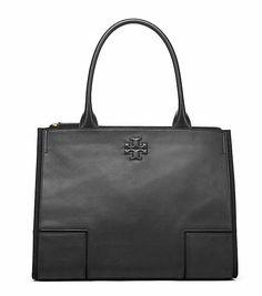 ELLA CANVAS & LEATHER TOTE (laptop sleeve) $295 plus 30% off