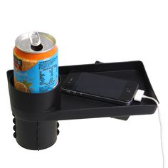 Car Snack Tray Drink holder installation Suitable for drink, cups, small objects holder mobile-phones Drink Holder #SD-1023