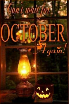 I love October, and autumn too 🎃🍁 Vintage Halloween, Fall Halloween, Happy Halloween, Halloween Countdown, Halloween Sayings, Halloween Tricks, Halloween House, Halloween 2020, Halloween Pumpkins