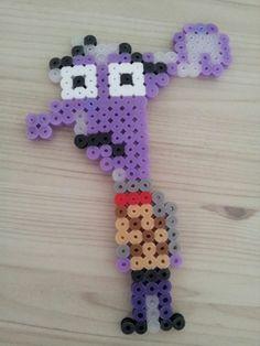 Fear - Inside Out perler beads
