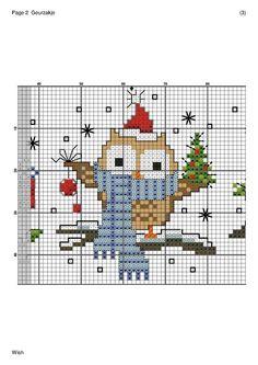 Christmas Owl 2 of 3