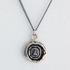 My Friend Talisman Necklace - I love this