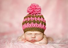 super cute hat, using front post triple crochet, pattern for sale