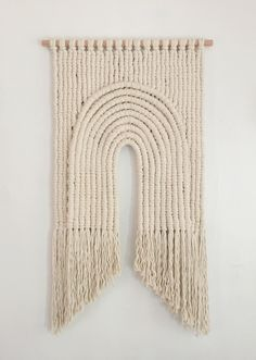 Textile Art | Macrame & Fiber Art by Sally England