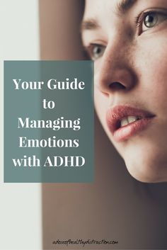 Get in touch with your feelings and  manage your reactions.