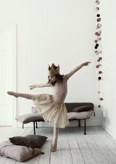 Mokkasin, ballet dance