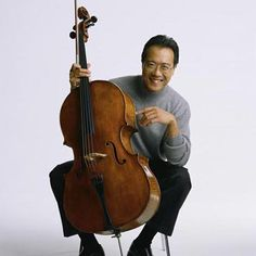 Yo Yo Ma with the Davidov Stradivarius