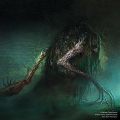 Eldritch Horror, Lovecraftian Horror, Hp Lovecraft, Call Of Cthulhu, Deep, Rpg