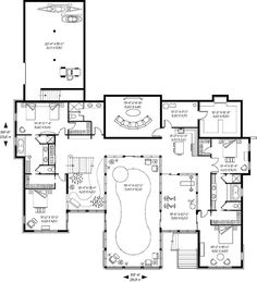 Ordinaire Image Result For 7 Bedroom House Plans