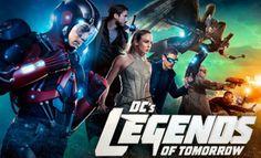 Legends of Tomorrow: A Típica Ficção Científica de Revistas em Quadrinhos on MonsterBrain http://www.monsterbrain.com.br
