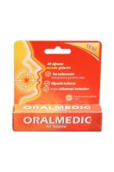 Oralmedic Aft Tedavisi 27,50₺ yerine 20,50₺  (%25 indirim)  http://dermobutik.com/urun/oralmedic/kisisel-bakim/agiz-ve-dis-bakim/oralmedic-aft-tedavisi-5025404880534.html