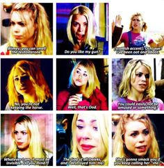 Tell me again why some people hate Rose? Because it makes absolutely no sense to me.
