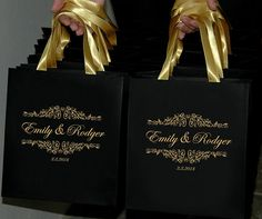 30 Wedding welcome bags for wedding favors for guests with