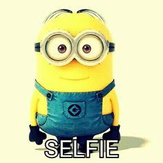 Minion selfie!