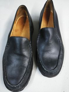 21dac9f21923 Cole Hann Women s 7B Black Leather Penny Loafers  fashion  clothing  shoes   accessories