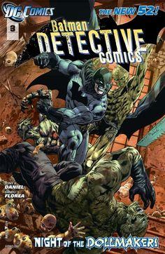 Detective Comics #3 #DetectiveComics #New52 #DC