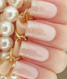 6 Stunning Wedding Nails - Ladies Fashionz