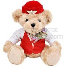 Cloth Teddy Bear Toy (China)