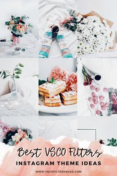 Check out these VSCO filter settings that you may follow when editing your photos to achieve a cohesive Instagram feed. Best Vsco Filters, Free Filters, Vsco Presets, Edit Your Photos, Instagram Feed, Make It Yourself, Check