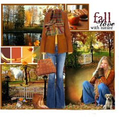 """""""Autumn: Woods"""" by easystyle on Polyvore"""