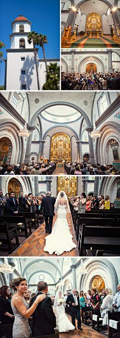 Church wedding ceremony #wedding ceremony... Wedding ideas for brides, grooms, parents & planners ... https://itunes.apple.com/us/app/the-gold-wedding-planner/id498112599?ls=1=8 … plus how to organise an entire wedding, without overspending ♥ The Gold Wedding Planner iPhone App ♥