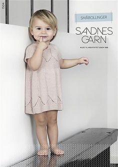 Quality Wool and Yarn Largest UK Stockists of Sandnes and Kauni Knitting Patterns and Knitting Yarns, Norwegian and Estonian. Baby Outfits, Kids Outfits, Knitting For Kids, Baby Knitting, Maternity Dresses For Baby Shower, Toddler Dress Patterns, Baby Barn, Knit Vest Pattern, Knit Baby Dress