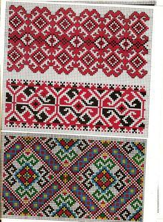 Gallery.ru / Фото #50 - 155 знаков украинской стародавней вышивки - vimiand