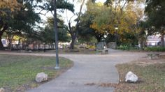 Bell Park in Montrose/Museum District
