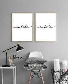 Creative bedroom wall decor above bed Tags: bedroom wall decor ideas bedroom wall decor diy bedroom wall decor above bed bedroom wall art decor images of bedroom wall decor Above Bed Decor, Bedroom Art Above Bed, Motivation Wall, My Sun And Stars, Black And White Prints, Black White, My New Room, Wall Prints, Poster Prints