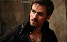 Once Upon A Time's Captain Hook :D