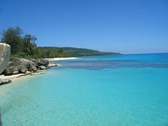 Tinian Island, Northern Mariana Islands. Where Uncle Bud was stationed