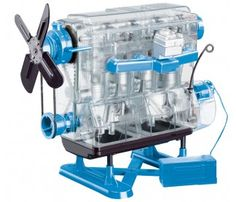 Science Kits - Motorworks Engine kit to build an internal combustion engine