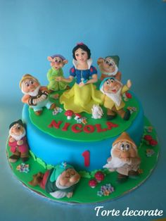 Le torte decorate di Beatrice